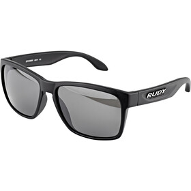 Rudy Project Spinhawk Okulary rowerowe, matte black - polar 3fx hdr grey